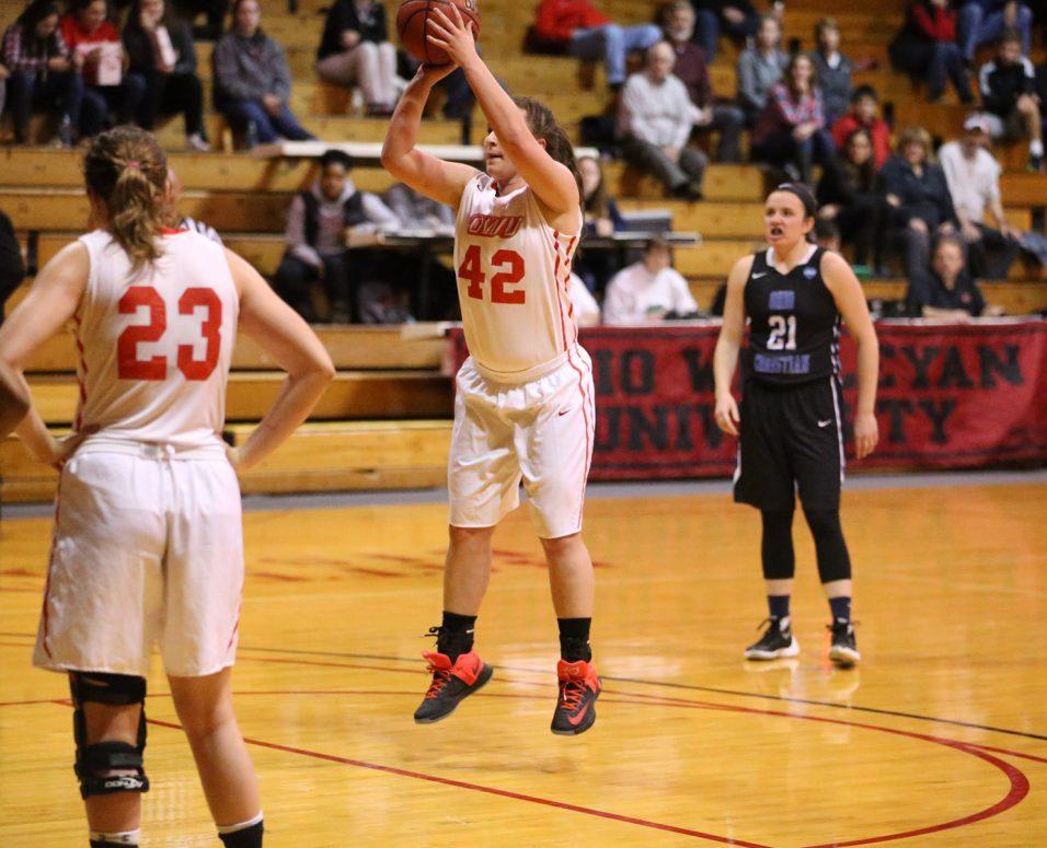 Women's Basketball | Ohio Wesleyan University | Pride of ...