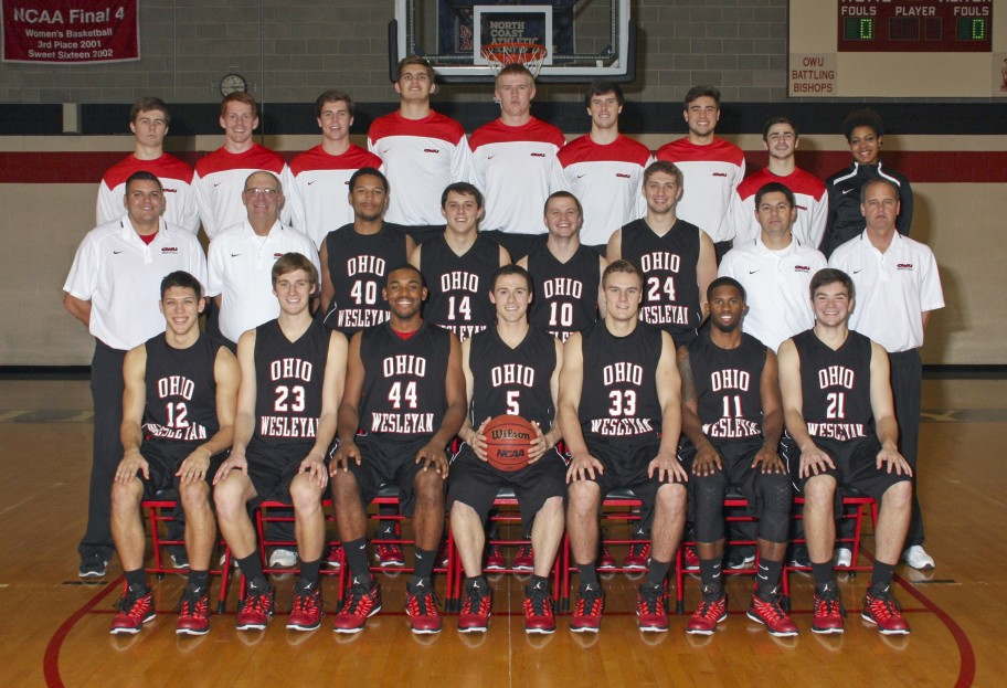 Men's Basketball 2015