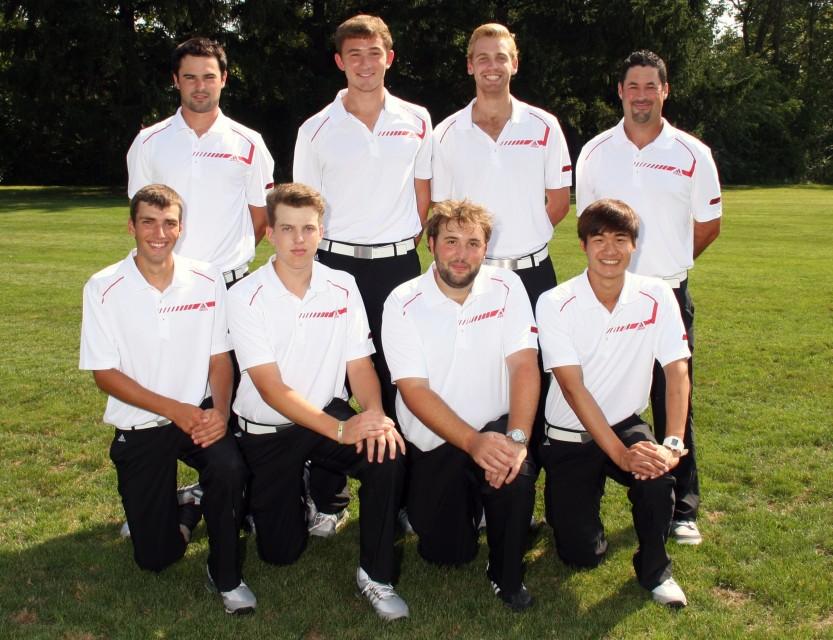 Men's Golf 2015