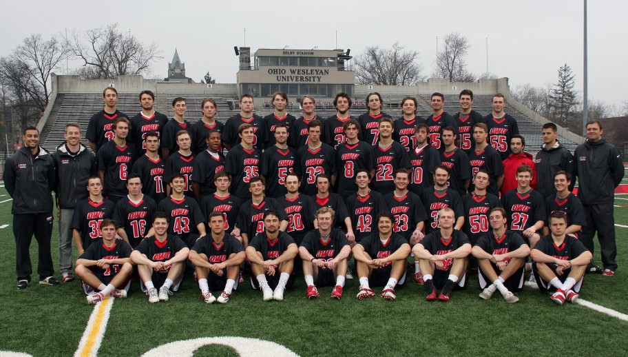 Men's Lacrosse 2015