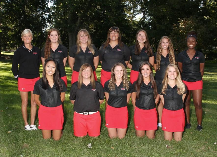 Women's Golf 2015