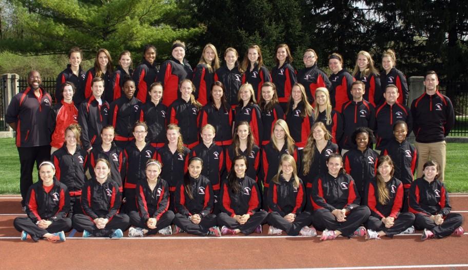 Women's Outdoor Track 2015