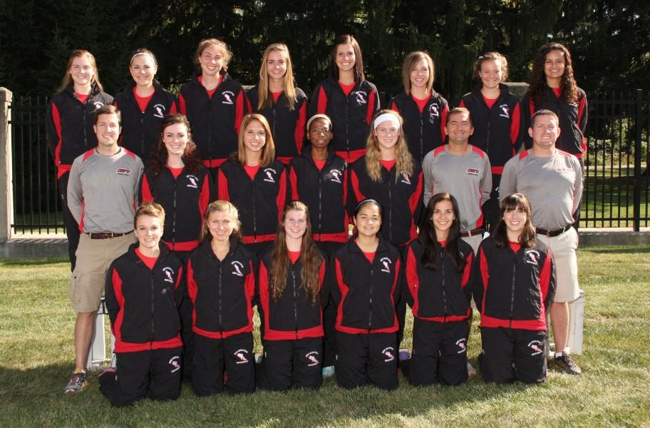 Women's Cross Country 2014