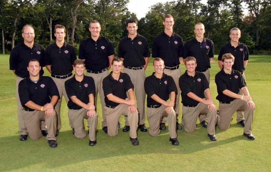 Men's Golf 2006