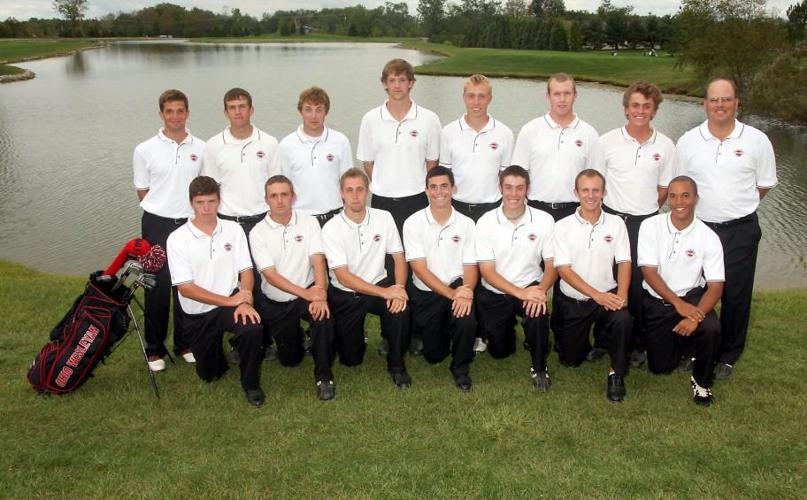 Men's Golf 2009