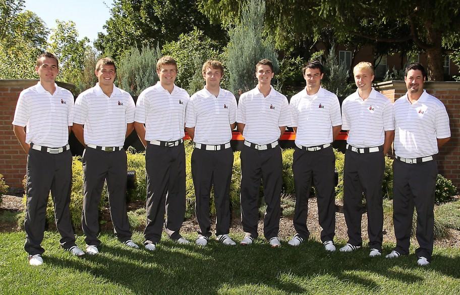 Men's Golf 2012