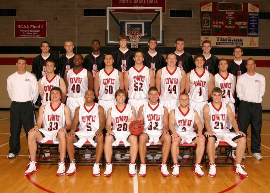 Men's Basketball 2006