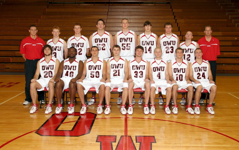 Men's Basketball 2007