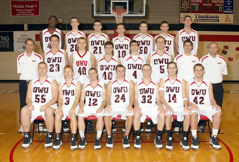 Men's Basketball 2009