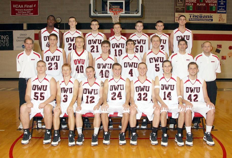 Men's Basketball 2009