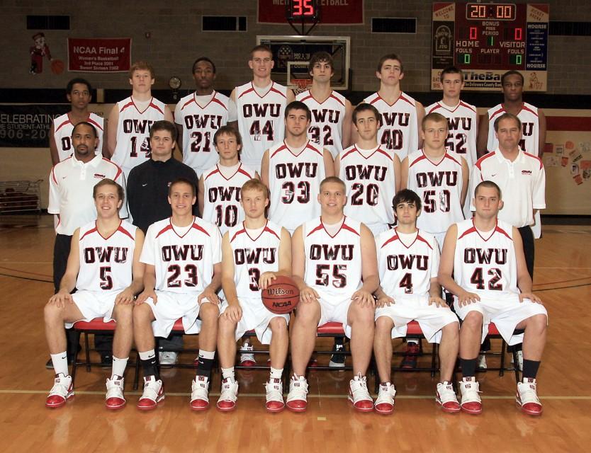 Men's Basketball 2010