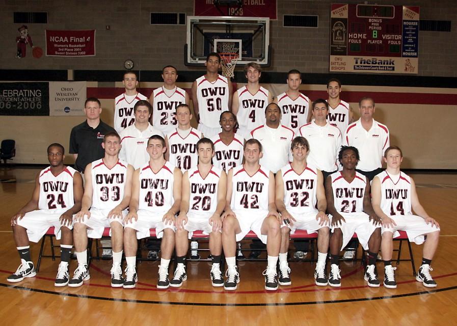 Men's Basketball 2011