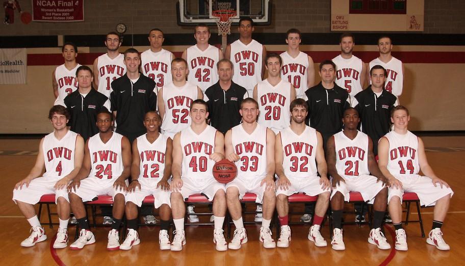 Men's Basketball 2012