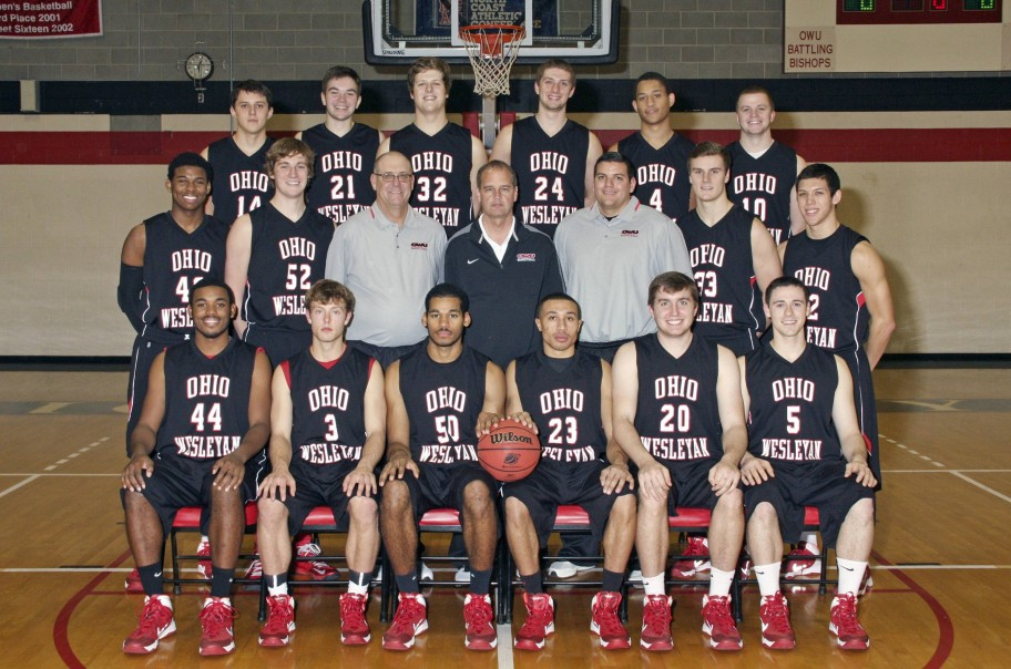Men's Basketball 2014