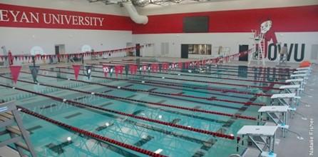 Meek Aquatics and Recreation Center Opens