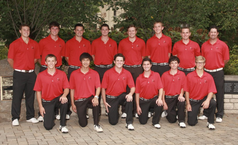 Men's Golf 2013