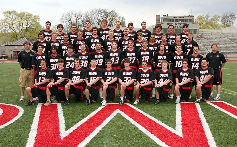 Men's Lacrosse 2008