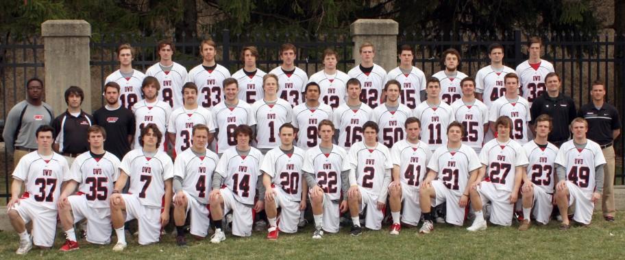 Men's Lacrosse 2013