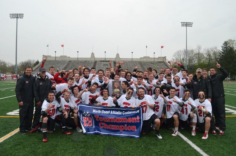 Men's Lacrosse Sets a School Record for Winning Streak