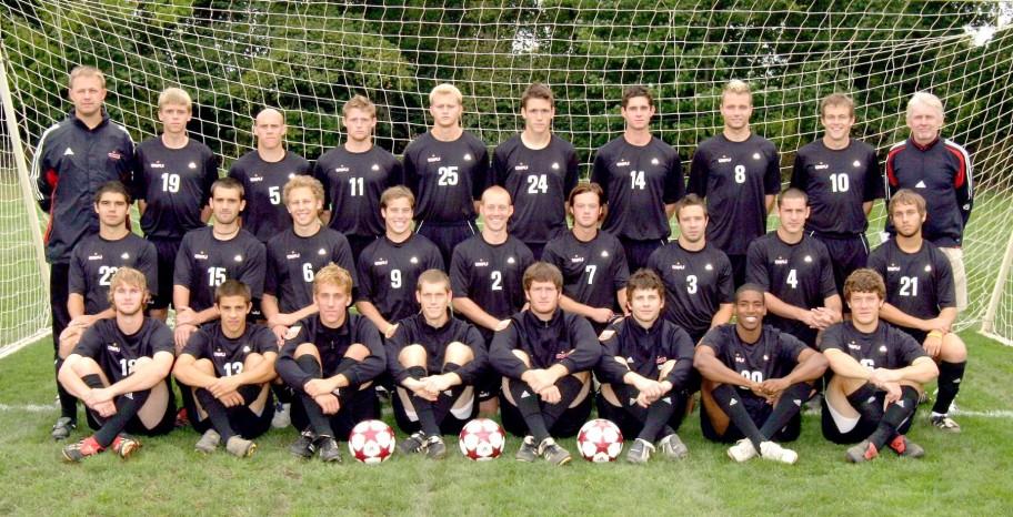 Men's Soccer 2005
