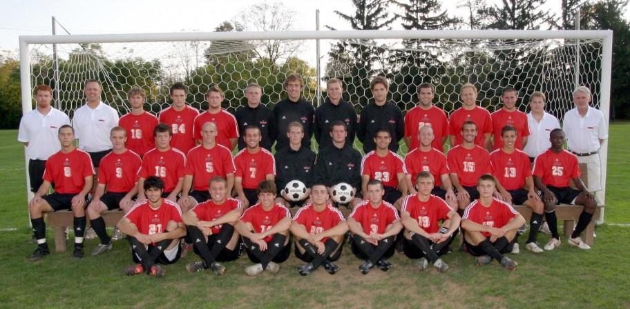Men's Soccer 2006