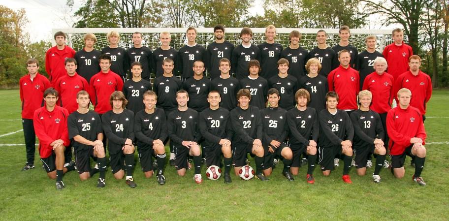 Men's Soccer 2009