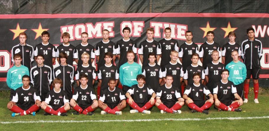 Men's Soccer 2012