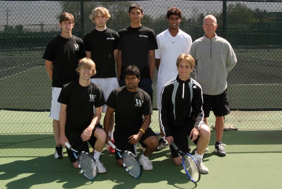 Men's Tennis 2006