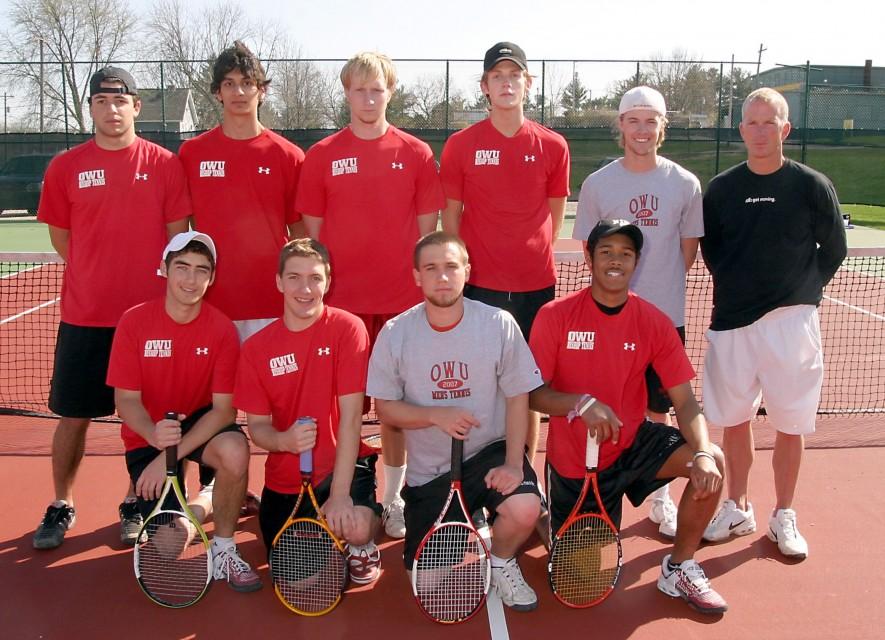 Men's Tennis 2007