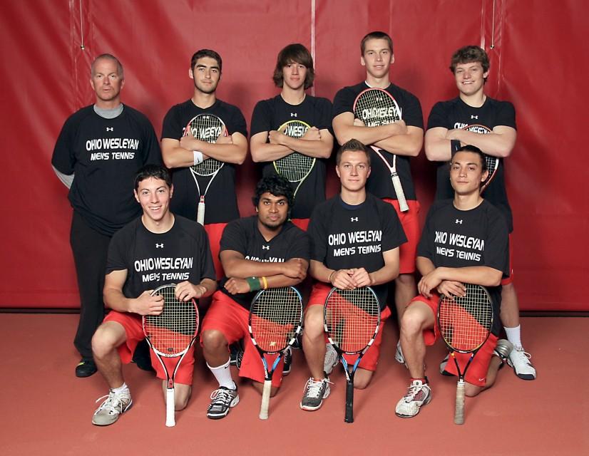 Men's Tennis 2009