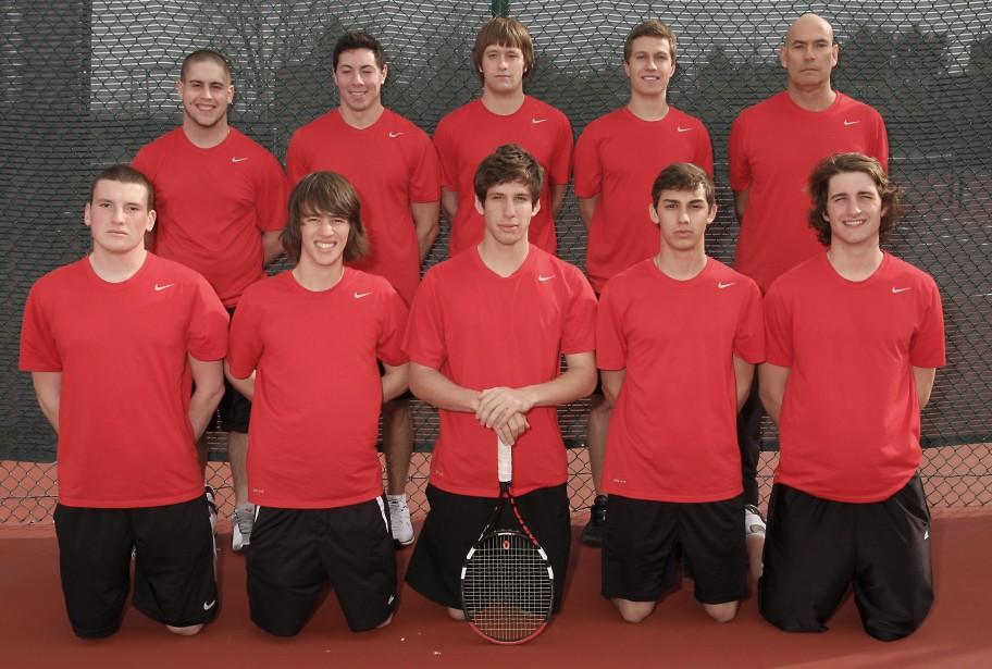Men's Tennis 2011