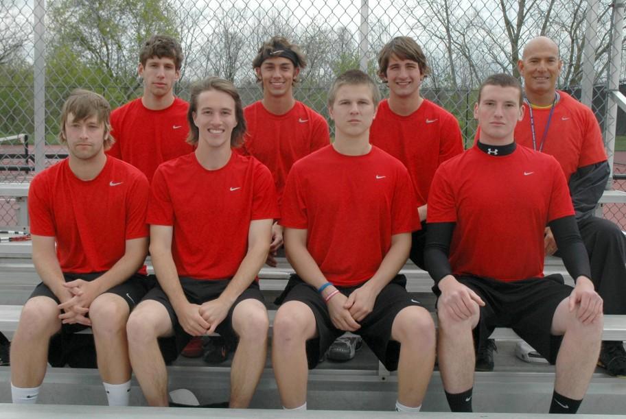 Men's Tennis 2012