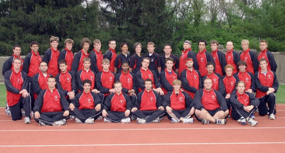 Men's Outdoor Track 2006
