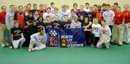Men's Track and Field Win NCAC Indoor and Outdoor Championships