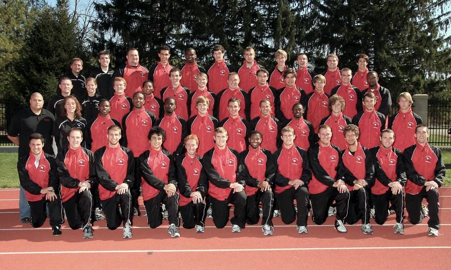 Men's Indoor Track 2009
