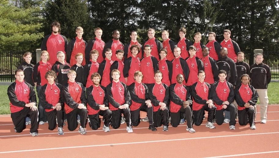 Men's Indoor Track 2011