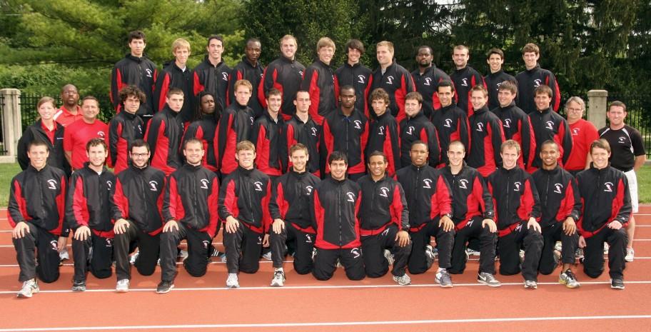 Men's Outdoor Track 2012