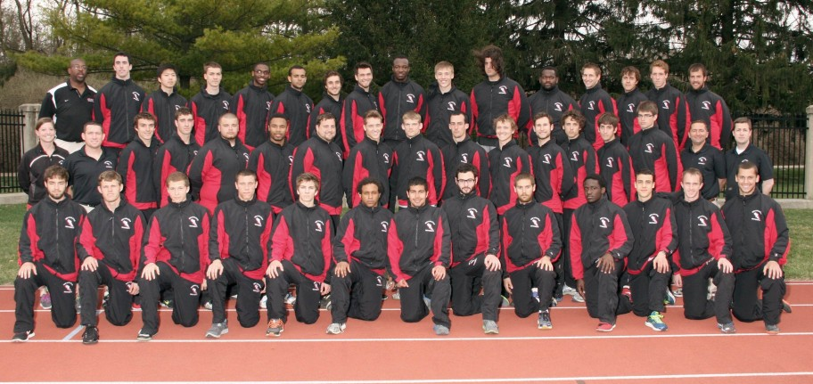 Men's Outdoor Track 2013