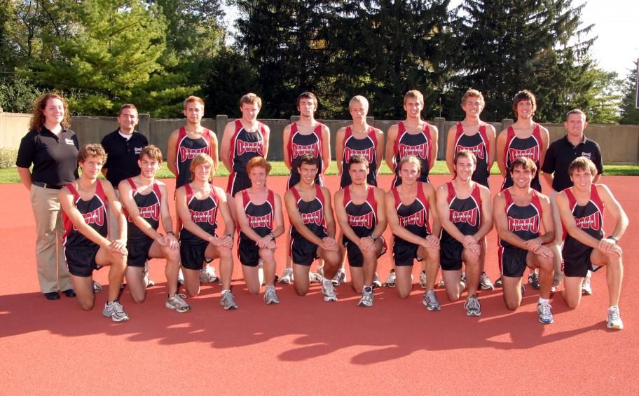 Men's Cross Country 2006
