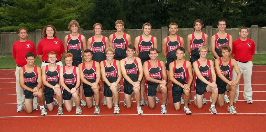 Men's Cross Country 2007