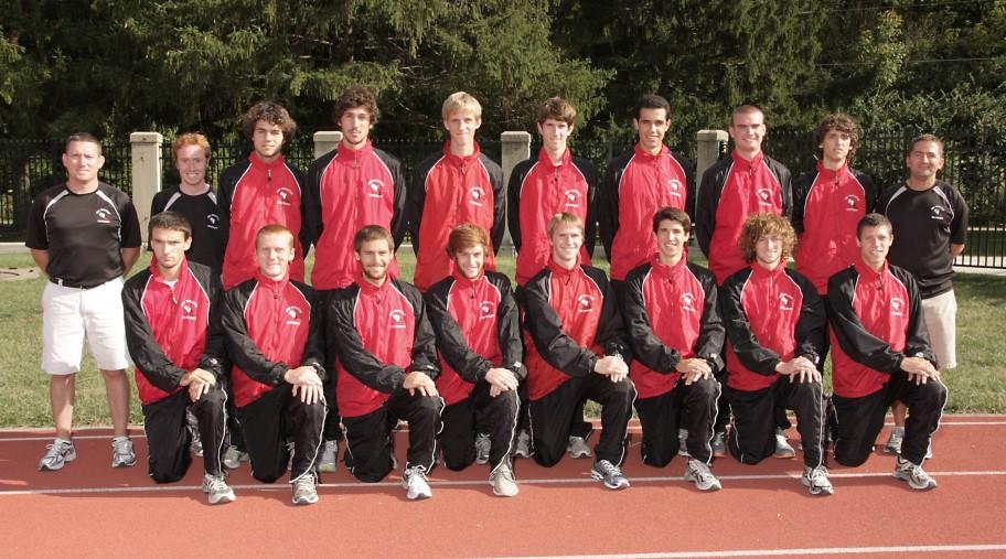 Men's Cross Country 2010