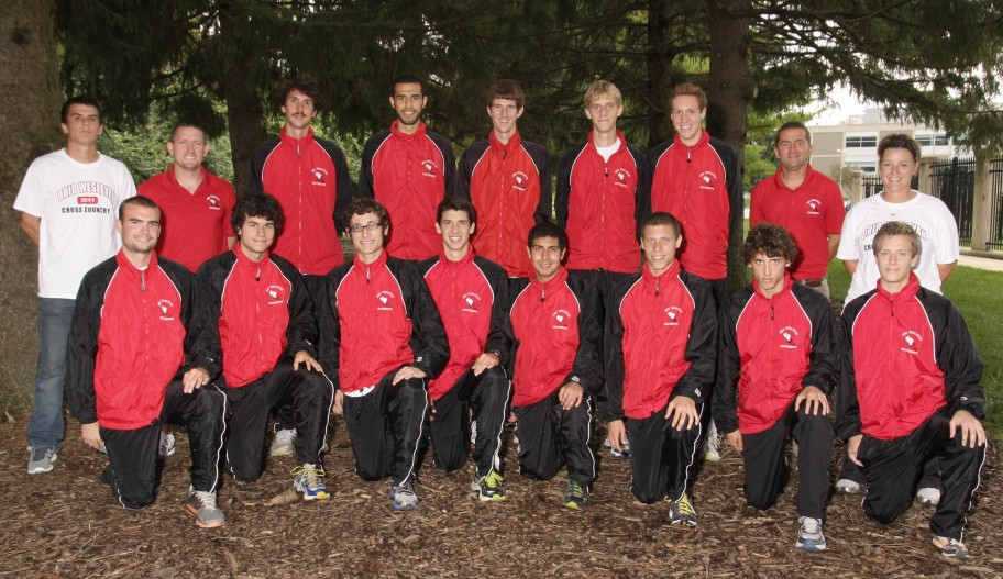 Men's Cross Country 2011