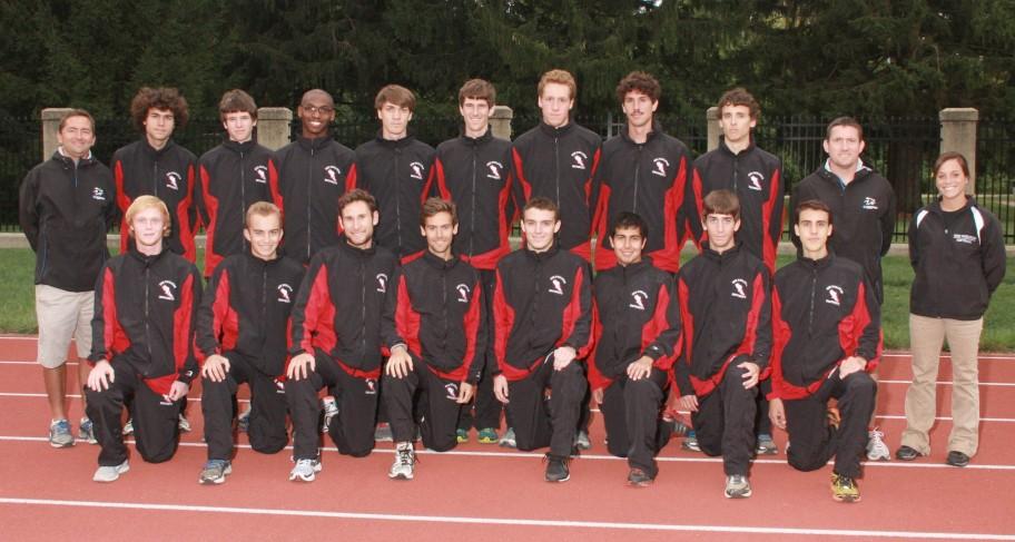 Men's Cross Country 2012