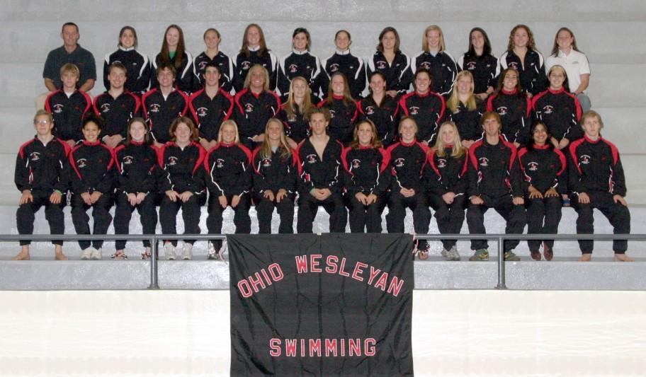 Women's Swimming 2006