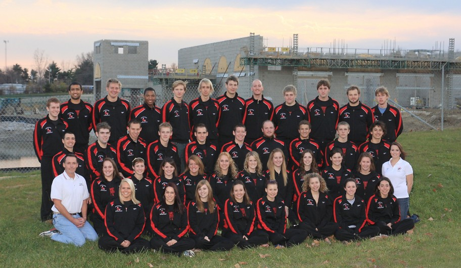 Women's Swimming 2010