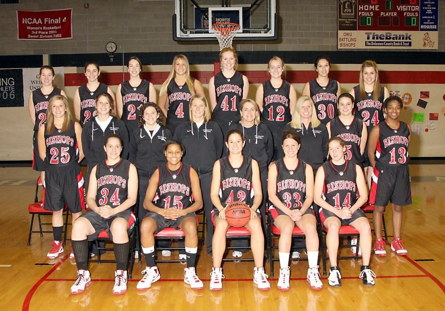 Women's Basketball 2009