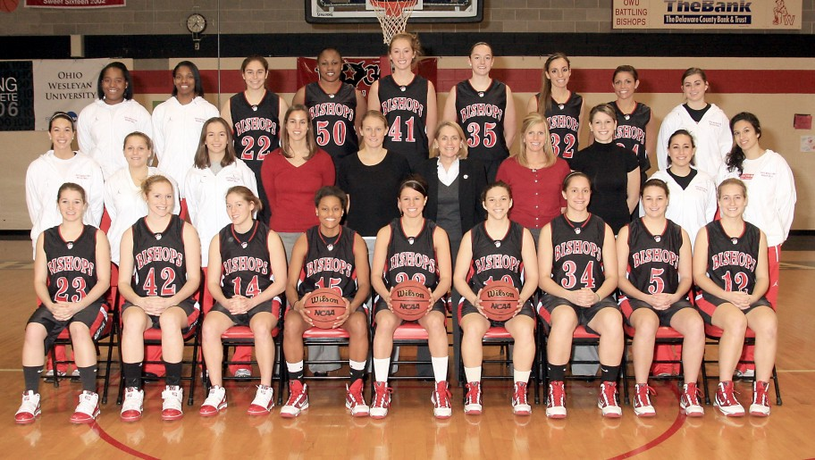 Women's Basketball 2010