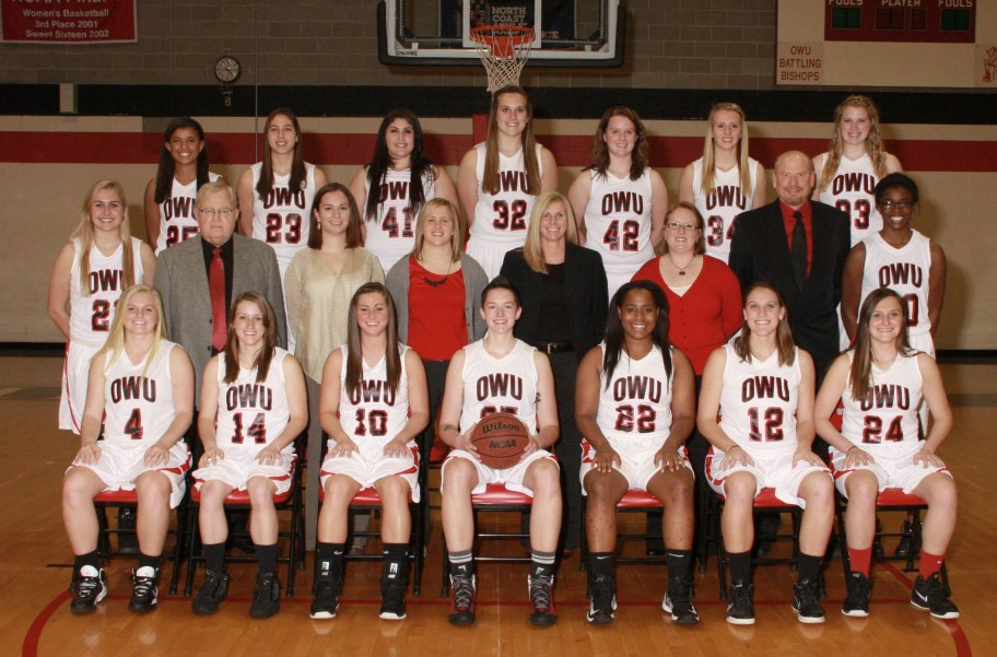 Women's Basketball 2013