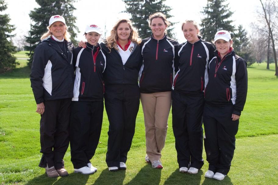 Women's Golf 2011