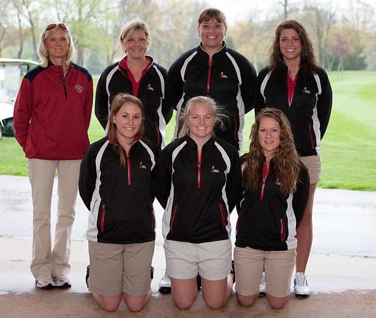 Women's Golf 2012